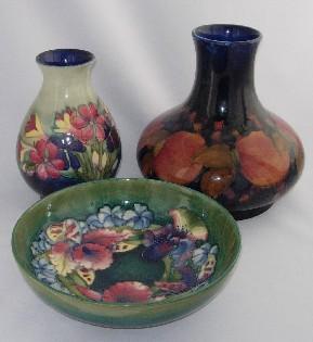 William Moorcroft Vase Pomegranate